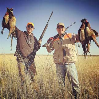 Korkow Ranch Pheasant Hunting, Pierre South Dakota