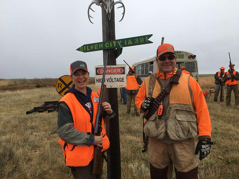 2017 South Dakota Pheasant Hunting Season Winding Down